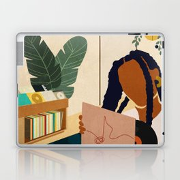 Stay Home No. 4 Laptop & iPad Skin