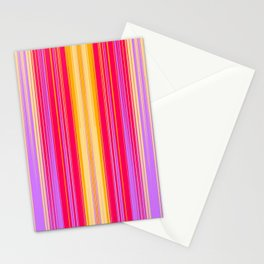Yellow Pink Light Stationery Cards