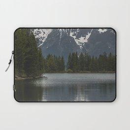 Grand Teton National Park III - Wanderlust Adventure Laptop Sleeve