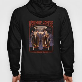 Worship Coffee Hoody