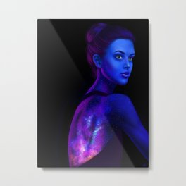 Her Night Metal Print