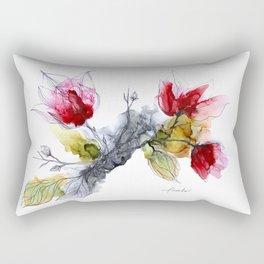 Le temps des Magnolias Rectangular Pillow