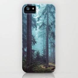 In the Pines (Vertical) iPhone Case