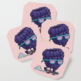 The Blackberry Skater Coaster