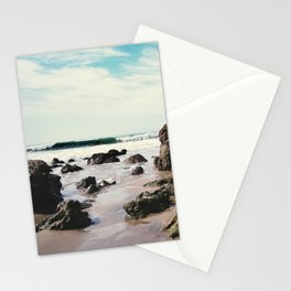 Beach Blues Stationery Cards