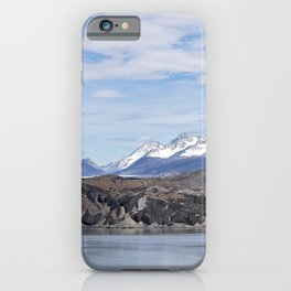 Glacier Bay Alaska iPhone Case