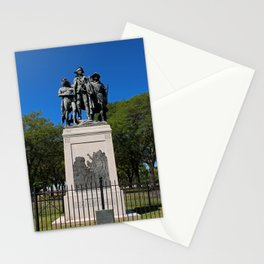 Fallen Timbers Monument- vertical Stationery Cards