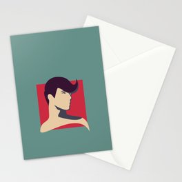 Pose Babe Stationery Cards