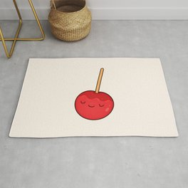 Candy Apple Rug