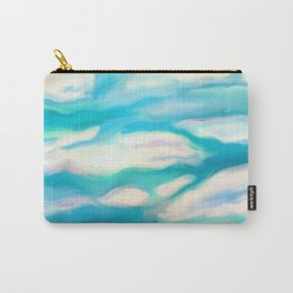 Clouds in the Sky Painting Carry-All Pouch