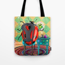 You Found Your Stitchy Bug Tote Bag