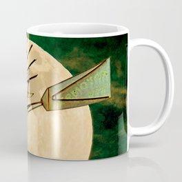 Rustic Night Windmill Moon Country Art Farmhouse Art A544 Coffee Mug