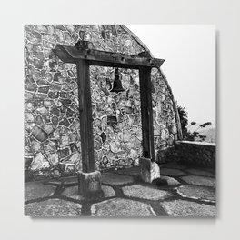 The Bell Metal Print