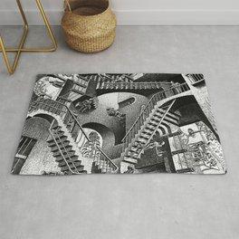 M.C. Escher - Relativity Rug