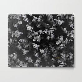 Ice Effect Metal Print