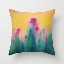 Beyond the Point of It All Throw Pillow
