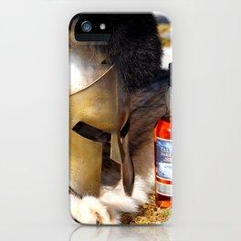 Winter Break iPhone Case