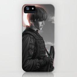 The Last Quarter iPhone Case