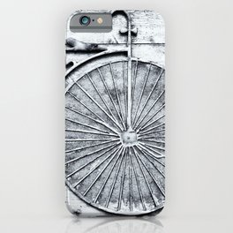 Old Fashioned Bike iPhone Case
