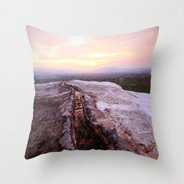 water Throw Pillow
