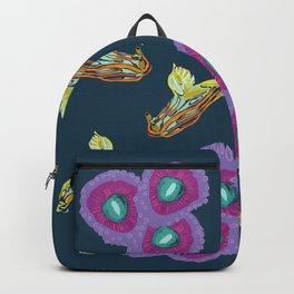 Underwater life Backpack