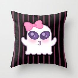 Cute Spooky Throw Pillow