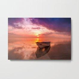 The Best Sunset Metal Print
