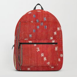 Fethiye Southwest Anatolian Camel Cover Print Backpack
