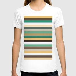 Pastel Stripes II T-shirt