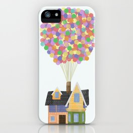UP (Paradise Falls) iPhone Case