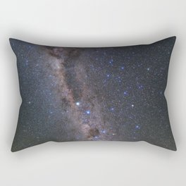 Milky Way in Chile 2 Rectangular Pillow