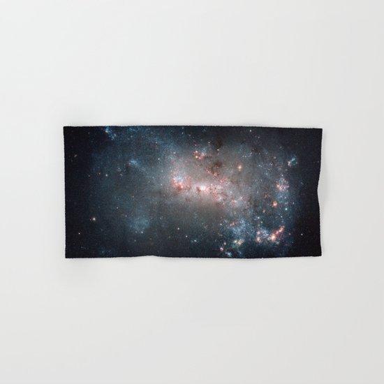 Starburst - Captured by Hubble Telescope by fineearthprints