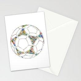 Philately Tango Ball Stationery Cards