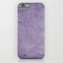 Faux Crushed Velvet. iPhone Case