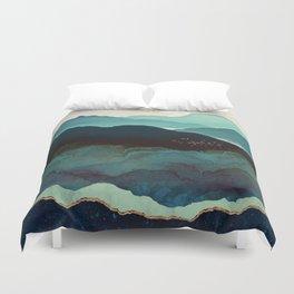Indigo Mountains Bettbezug