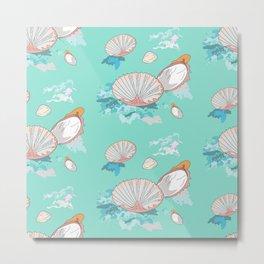 Adriatic shells Metal Print