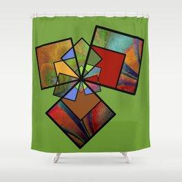 good feeling -50- Shower Curtain