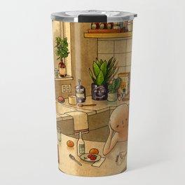 Kitchen Counter Travel Mug