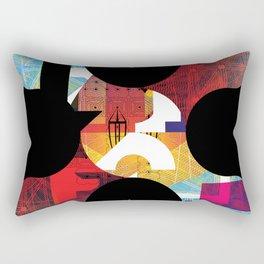 if / then Rectangular Pillow