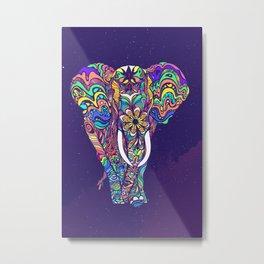 Not a circus elephant Metal Print