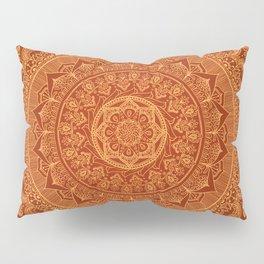 Mandala Spice Pillow Sham