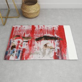 Red 001 Rug