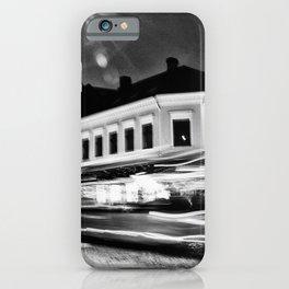 Lund In Motion 1 iPhone Case