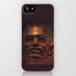 Mahatma Gandhi - Original iPhone Case