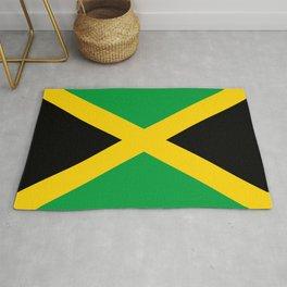 Jamaican flag, flag of Jamaica Rug