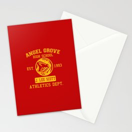 Angel Grove Stationery Cards