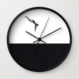Dive Wall Clock