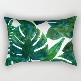 Perceptive Dream || #society6 #tropical #buyart Rectangular Pillow
