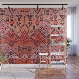 Epic Rustic & Farmhouse Style Original Moroccan Artwork  Wall Mural