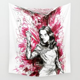 Possession Wall Tapestry